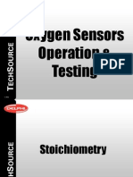 Oxygen Sensors Operation & Testing Ppt