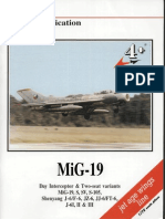 Mikoyan MIG-19[Aviation] - [4+ Publication]