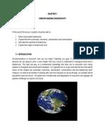 CHAPTER 1 Understanding Biodiversity