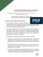 Intervention Dg Conference Investissement Public Casablanca3aout2012