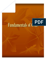 Fundamentals of CAD