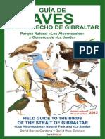 Guia de aves del Estrecho de Gibraltar