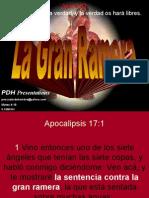Apocalipsis - La Gran Ramera