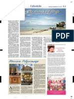 Zamboanga Del Sur Article Published Manila Bulletin Sept. 29 2013