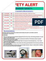 Safety Alert - English