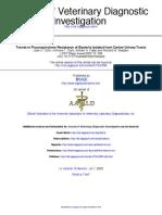 J VET Diagn Invest 2003 Cohn 338 43