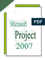 Pasos Para Utilizar Microsoft Project 2007