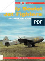 Early Soviet Jet Fighters [Red Star 4]