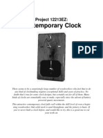 EZContemporaryClock