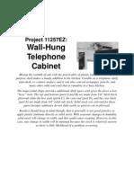 EZWallPhoneCabinet