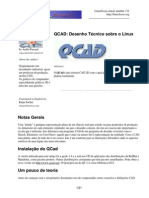 Qcad - Linux