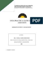 Guia Practica Clinica de Depresion