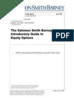 Eric Sorensen - The Salomon Smith Ba