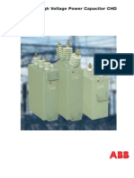 Three Phase Capacitor Unit Brochure (2003-06)