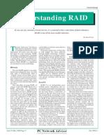 Understanding RAID