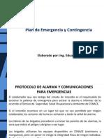 Plan de Emergencia y Contingencia