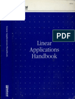 National Semiconductor Linear Applications Handbook 1994
