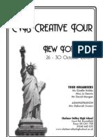 CVHS Creative Tour - New York 2009