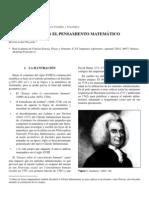 Ilustracion en El Pensamiento Matematico