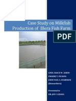 Case Study on Milkfish Production of Illera Fish Farm