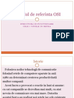 1. Structura Si Functionare Model OSI