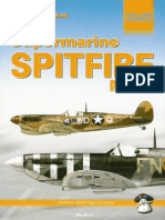 Mushroom - Yellow Series. #6111. Supermarine Spitfire Mk V