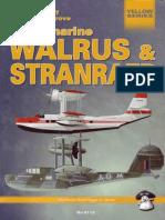 Mushroom - Yellow Series. #6113. Supermarine Walrus & Stranraer