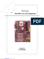 Msi Kt4 Ultra
