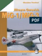 Mushroom Model Magazine Special - Yellow Series 6121 - MiG1-MiG3_Mushroom-6121