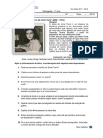 Filme Diário de Anne Frank