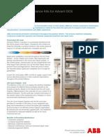 3BSE062093D0011 a en Control Systems - Preventive Maintenance Kits for Advant OCS
