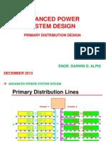 EEN 525-Primary Distribution