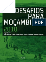 desafios para moçambique 2010