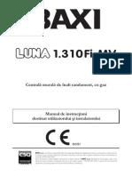 Manual Luna 1310 Fi Mv