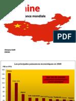 La Chine.ppt
