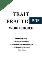 Word Choice - Practice