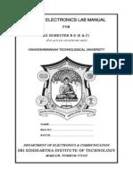 Delec Lab Manual