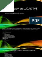 Lucas_TVS Case Study