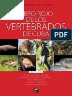 Libro Rojo de Los Vertebrados de Cuba