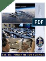 NASA Space Shuttle STS-116 Press Kit