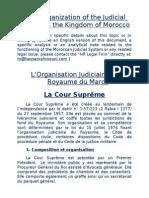 Organisation Judiciaire