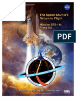 NASA Space Shuttle STS-114 Press Kit
