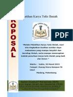 Proposal PKTI 2013