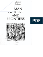 Breeze Dobson 1993 Roman Officers and Frontiers