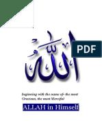 Allah in Himself