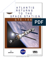 NASA Space Shuttle STS-106 Press Kit