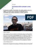 Entrevista a César Rendueles