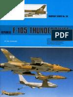 F-105 Thunderchief [Warpaint 38]