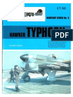 Warpaint Series. #005. Hawker Typhoon