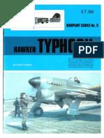 Warpaint Series. #005. Hawker Typhoon